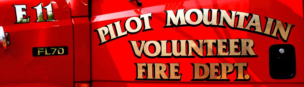 Pilot Mountain Volunteer Fire Department